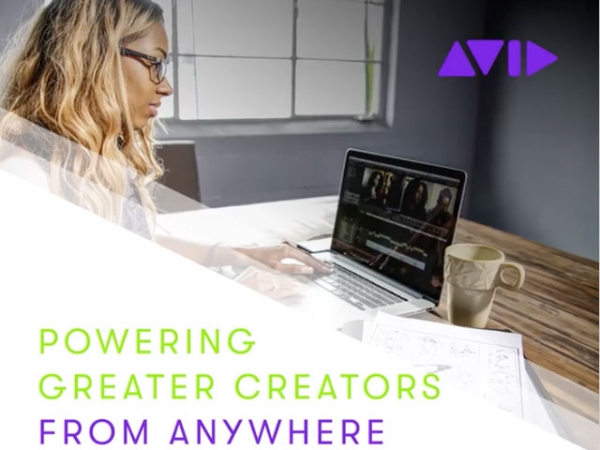 Avid Offering Free Duplicate Licenses to Enable Creative Users to Work from Home