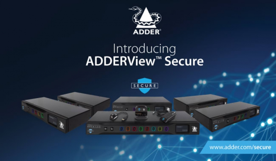 Adder Launches New Range of NIAP PP 4.0…